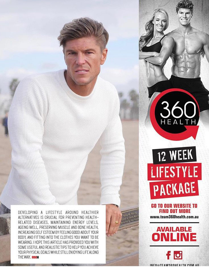 Team 360 Health 12 Week Lifesyle Package