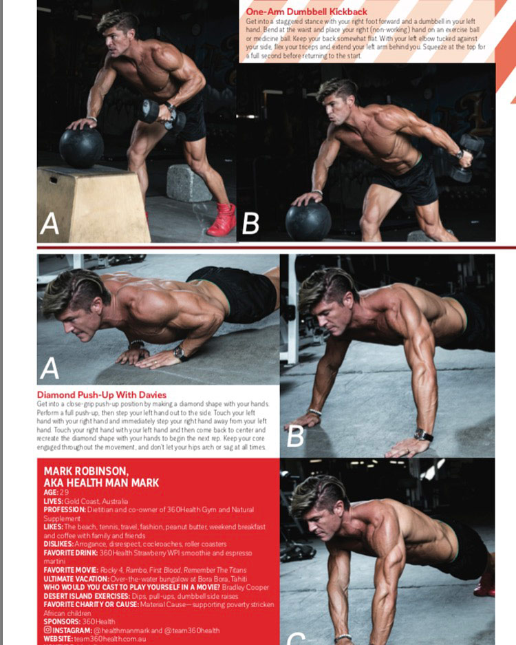 Exercise Profile Article