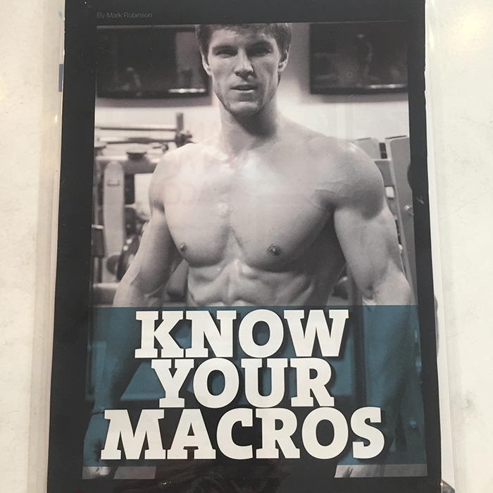 Know Your Macros